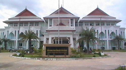 Majlis Agama Islam Yala, tempat nikah di Betong