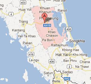 perkahwinan di Thailand di Phatthalung lebih cepat
